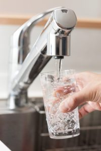 Clean home drinking water